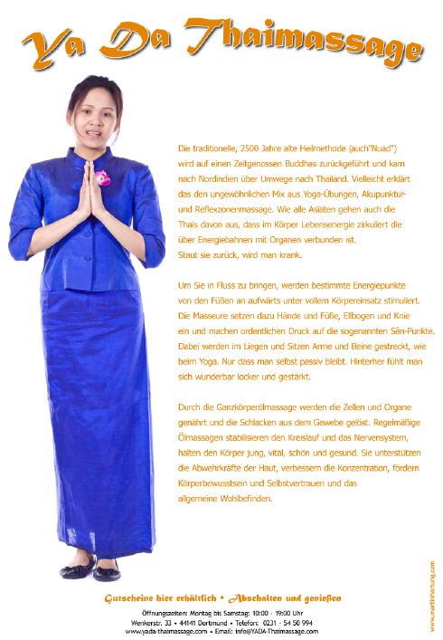 Thai massage lütgendortmund